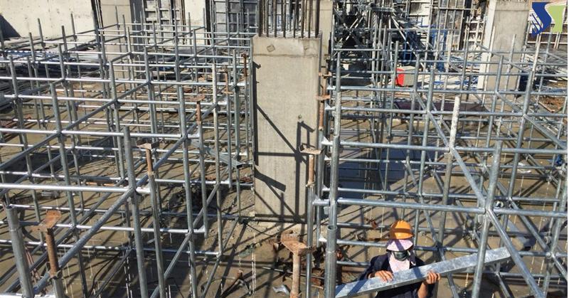 Tiêu chuẩn lắp đặt giàn giáo xây dựng